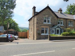 1 Rotherwood Villas also known as Slayleigh, Dale Road South, Darley Dale, DE4 2EU