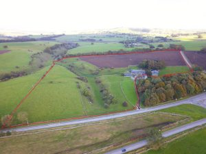 Land and Buildings at Brierlow Bar Farm, Buxton, SK17 9PY